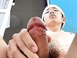 Japanese jerking