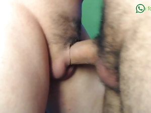 Alex fucks the small dick of his boyfriend Andres
