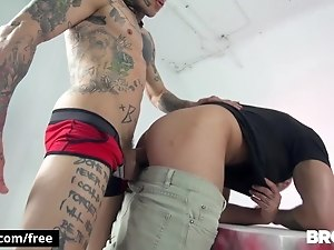 Bo Sinn Origins Scene 1 featuring Bo Sinn and Gab Wood