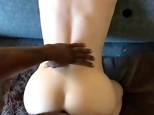 Lovely BBC Gaping Hard Lovely White Ass