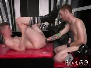 Chubby gay nipples Slim and smooth ginger hunk Seamus O'Reilly fingers